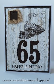 Stampin'Up! Number of Years Traveler stampset