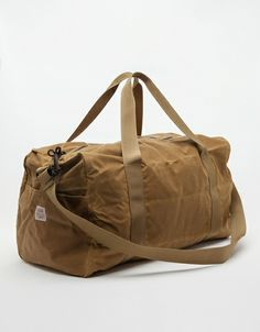 Tin Cloth Medium Duffle Bag//Filson