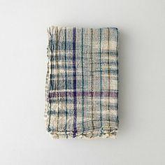 Auntie Oti hand woven towel.