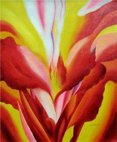 Flowers+of+Fire+-+Georgia+O'Keeffe