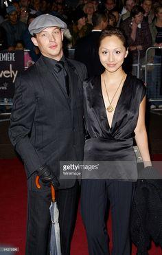 Tom Hardy and Linda Park