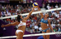 Women's Beach Volleyball is the sexiest sport ever.