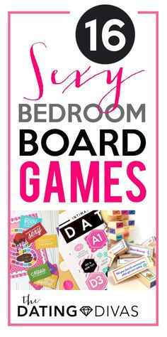 Sexy Bedroom Board Games for married couples- fun ideas for a SEXY date night at home after the kids are in bed. From The Dating Divas Games For Married Couples, Board Games For Couples, Fun Board Games, Couple Games, Bedroom Games, Bedroom Ideas, Romance Tips, Game Quotes, Christmas Couple