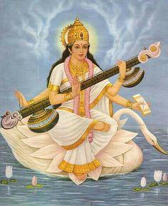 Saraswati Namo
