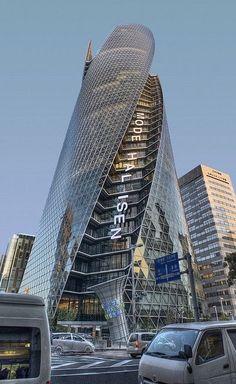✔️ Mode Gakuen Spiral Towers, Nagoya, Aichi, Japan