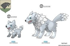 Artist Kaleb Raleigh has cleverly put together Pokemon and Game of Thrones. You know those House banners that we've seen all over the web? Kaleb gives us the Pokemon versions.