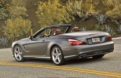 The Mercedes-Benz SL-Class.  For more information, visit: http://mbenz.us/jMQjqZ