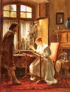 Михай Мункачи (Mihaly Muncaksy, 1844-1900) — венгерский художник