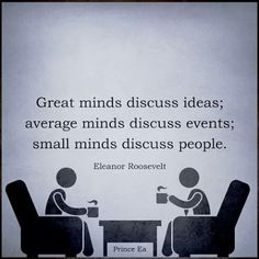 Opt for a great mind