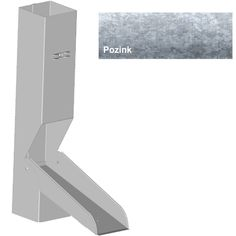 Výklopný pozinkový lapač dešťové vody pro hranaté okapové svody o rozměru 80x80, 100x100, 120x120 mm zachytává vodu přímo do sudu či nádrže. Dešťová klapka se snadno otevře pomocí výklopné části, která slouží k zachytávání vody protékající svodem. Po naplnění nádoby nebo na zimu sběrač zaklopením snadno uzavřete. Okapi, Shop, Store