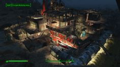 my red rocket base of operations #Fallout4 #gaming #Fallout #Bethesda #games #PS4share #PS4 #FO4