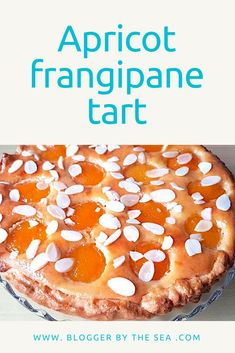 #apricot #frangipane #tart #recipe #foodblog #apricots #tarts #pudding #dessert #foodblogger #baking #recipes #easy #yummy #quick #bake #foodbloggers #fruit #fruity