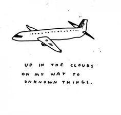 always clouds