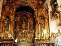 Igreja Barroca em Penedo AL