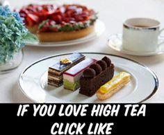 I love #high tea...  If you do, then you'll love the High Tea Society website: www.highteasociety.com