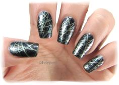 Nail Art by Belegwen: Laser