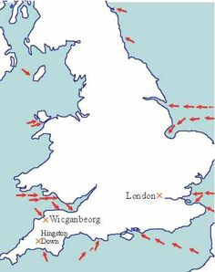 Anglo-Saxon England V  - Wessex and the Vikings