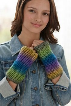 Pattern Collection using Lion Brand Unique Yarn - Cre8tion Crochet