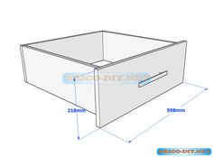 Como hacer ropero guardarropa de madera melamina for Plano ropero melamina