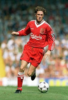 Steve McManaman - Liverpool, Real Madrid, Manchester City, England.