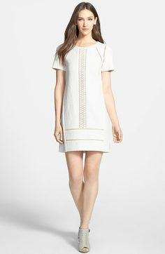 MARC BY MARC JACOBS 'Demi' Jacquard Shift Dress available at #Nordstrom
