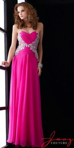 Jasz Couture Evening Dresses<BR>Pageant Dresses<BR>Prom Dresses<BR>5011<BR>Capture Hearts!