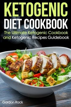 Ketogenic Diet Recipes - Ketogenic Diet Cookbook: The Ultimate Ketogenic Cookbook and Ketogenic Recipes Guidebook *** Check this awesome product by going to the link at the image. (This is an affiliate link) #KetogenicDietRecipes