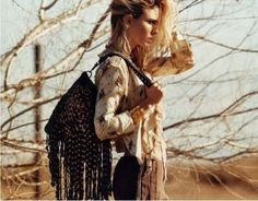 cowgirl couture fashion | From Bohemian Cowgirl Editorials to Cowgirl Couture Captures