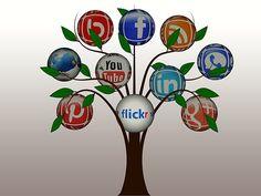 Árbol, Estructura, Redes, Internet
