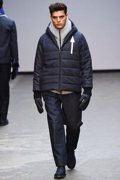 Christopher Raeburn Fall 2015 Menswear Fashion Show: Complete Collection - Style.com