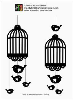 Si con el artículo anterior sobre Jaulas Decorativas , te quedaste con las ganas porque no tenías ninguna jaula en desuso, hoy te traemos ...
