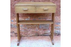 #ArtDeco Style Vintage Side Table | Vinterior London  #vintage #furniture #design #interiors