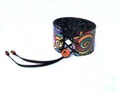 tuto bracelet corset by p'tits cailloux