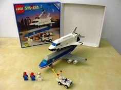 LEGO Shuttle Transcon 6544 for sale!