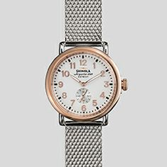 THE RUNWELL Watch - but i'm not even a watch person