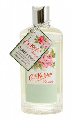 Cath Kidston Rose Bubble Bath #PPBmothersday