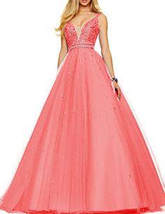 Dresstells® Women's V Neck Open Back Prom Dress With ... https://www.amazon.co.uk/dp/B01AHGWLVM/ref=cm_sw_r_pi_dp_F2Nxxb4S2S3N9