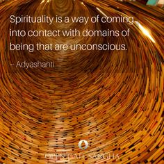 """Spirituality is a way of coming into contact with domains of being that are unconscious. Spiritual Enlightenment, Spiritual Growth, Spiritual Awakening, Meditation Benefits, Mindfulness Meditation, Encouragement Quotes, Wisdom Quotes, Qoutes, Acceptance Quotes"