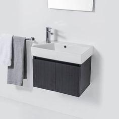 VCBC Synergy 550 Vanity #BathCo #VCBC #Bathroom #BathroomIdeas #BathroomInspiration #NZMade Wall Hung Toilet, Wall Hung Vanity, Mirror Unit, Close Coupled Toilets, Stone Bath, Bathroom Cupboards, Bath Screens, Bath Panel, Furniture Vanity
