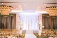 Renaissance Hotel at North Hills wedding ceremony photos | Hotel ceremony | hotel wedding | wedding DJs and photographers in Raleigh | Creative Touch events | www.storyandrhythm.com