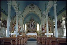 Saints Cyril and Methodius Church in Dubina, TX