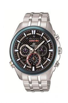 EFR-537RB-1AER - Casio Edifice Red Bull Limited Edition heren horloge
