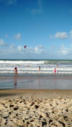 Além das ondas...