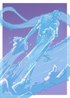 Iceman by Juggertha on deviantART