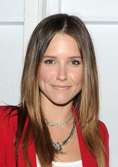 Sophia Bush...met her in person, so beautiful and so sweet!
