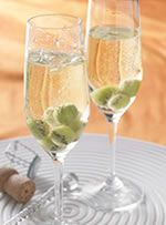 Kiwifruit Pearl Champagne