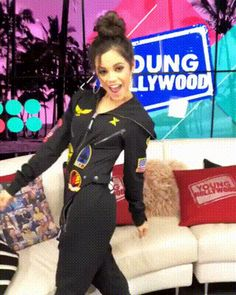 Discover & share this Animated GIF with everyone you know. GIPHY is how you search, share, discover, and create GIFs. Jenna Ortega, Stuck In The Middle, Jane The Virgin, Thankful And Blessed, Celebrity Outfits, Celebs, Celebrities, Disney Channel, Beautiful Eyes