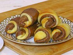 sarene-kifle-2 Desert Recipes, Pretzel Bites, French Toast, Sweets, Bread, Breakfast, Unt, Projects, Morning Coffee