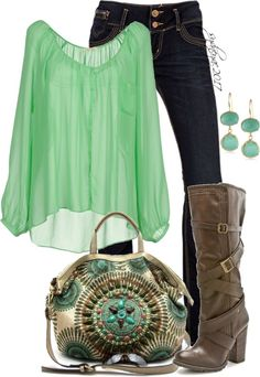 """St. Patrick's Day"" by sydneyac2017 on Polyvore"