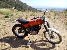 Montesa Cota 74T